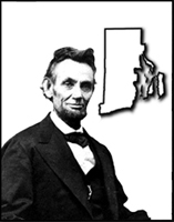 Abraham Lincoln and Rhode Island